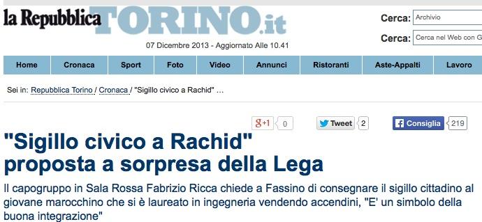 Sigillo_civico_a_Rachid__proposta_a_sorpresa_della_Lega_-_Torino_-_Repubblica